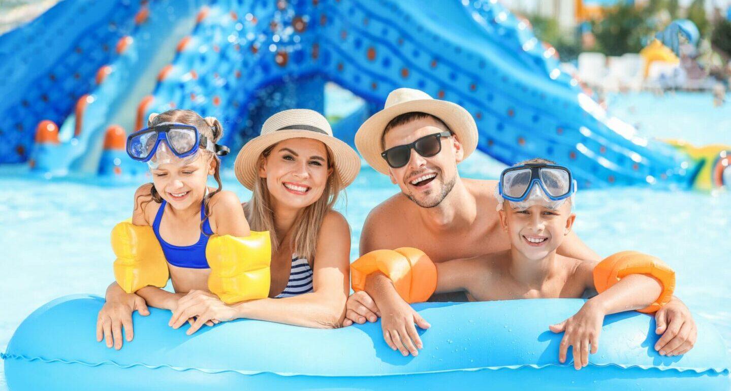 Detský aquapark