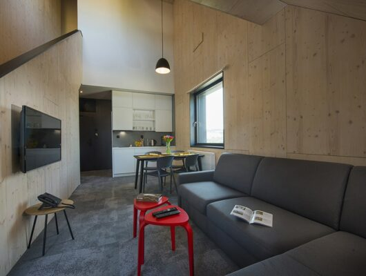 Apartmán Lux