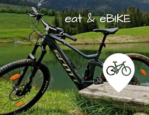 Balíček eat & eBIKE