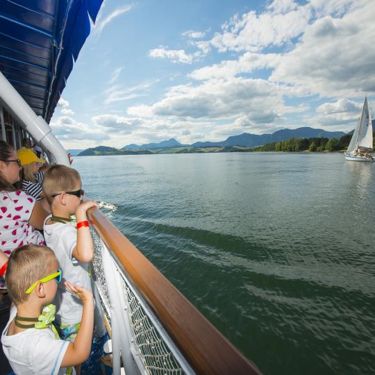 Hodinová plavba plná zážitkov