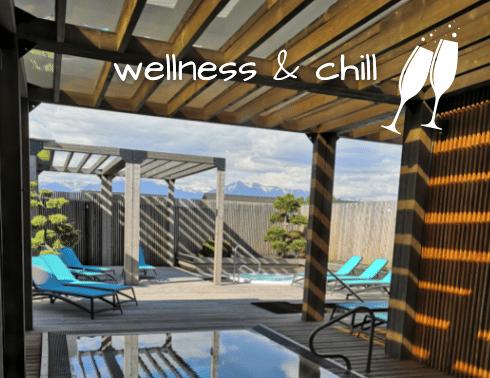 Balíček wellness & chill